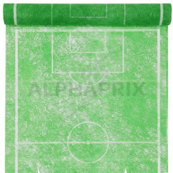 Chemin de table Football en stock