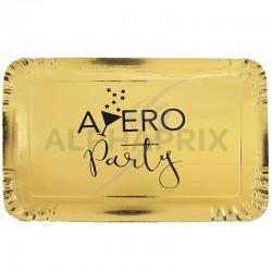 Plateaux APERO Party par 5 en stock