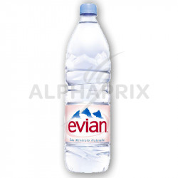 Evian Pet 1,5l GM en stock