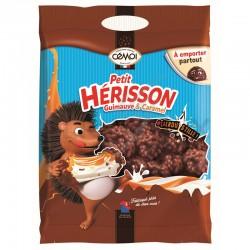 Hérissons guimauve chocolat lait sachets 79g en stock