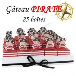 Composition Pirate - le gâteau en stock