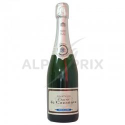 Champagnes brut Charles de Cazanove 75cl en stock