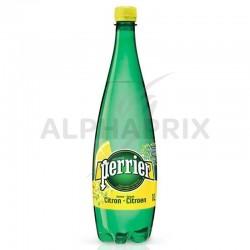 Perrier citron Pet 1L en stock