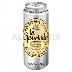 Goudale biere blonde boîte 50 cl