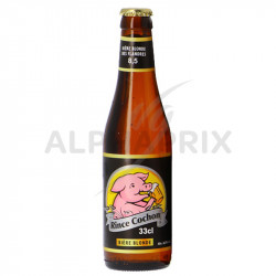 Biere rince cochon blonde vp 33cl 8.5°