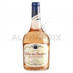Côtes du Rhône rose Cellier des Dauphins 75cl en stock