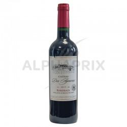 Bordeaux Château Agnéras 75cl rouge en stock
