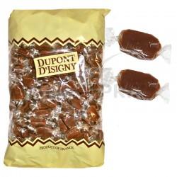 Caramels au beurre salé kg Dupont d'Isigny en stock