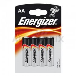 Piles energizer alcaline lr06 blister de 4 en stock