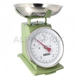 Balance mécanique 5kg - Ogoliving Olive en stock