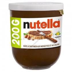 Nutella pot en verre 200g