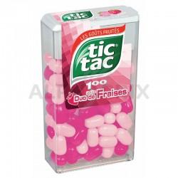 ~Tic Tac T100 duo de fraises en stock