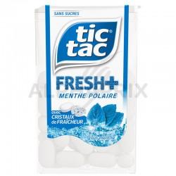 Tic Tac fresh+ menthe polaire en stock