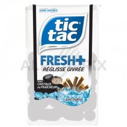 Tic Tac fresh+ réglisse givrée en stock