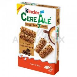 Kinder CereAlé pépites de chocolat noir T2x6 en stock