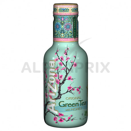 Arizona Green Tea & Honey original Pet 50cl