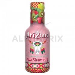 Arizona cowboy Kiwi Fraise PET 50cl en stock