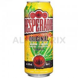 Desperados tequila boîte 50 cl (en 6 packs x4)