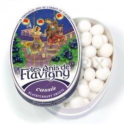 Flavigny cassis - boîte fer collection en stock