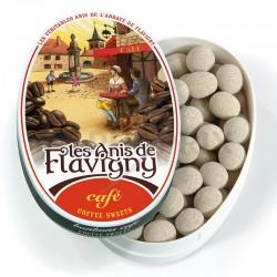 Flavigny café - boîte fer collection
