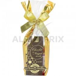 Nougats chocolat assortiment sachet 150g