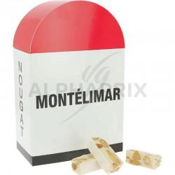 Borne Nougats de Montélimar tendres 150g