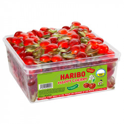 Haribo Tubo de 105 Happy Cherry