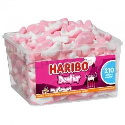 Haribo Tubo de 210 Dentier