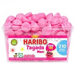 Haribo Tubo de 210 Tagada Pink