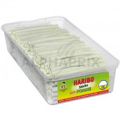 Haribo Tubo de 150 sticks pomme