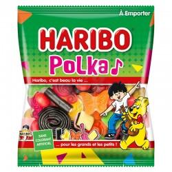 Polka sachets 120g Haribo
