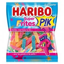 Super Frites pik sachets 120g Haribo