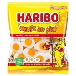 Oeufs au plat sachets 120g Haribo