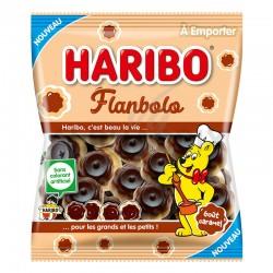 Flanbolo sachets 100g Haribo en stock