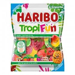 Tropifun sachets 100g Haribo en stock