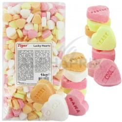 Coeurs fruits dextrose kg en stock