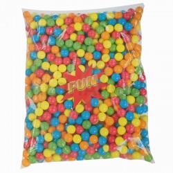 Billes gum kg taille medium (+-17mm - 3g/pièce) en stock