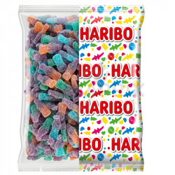 Haribo Purple Cola Pik kg en stock
