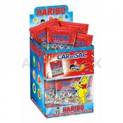 Haribo mini sachets Carensac 40g