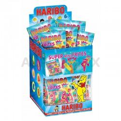 Haribo mini sachets super frites 40g