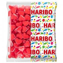 Haribo coeurs Red Love kg en stock