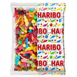 Haribo World Mix kg