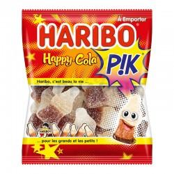 Happy cola pik sachets 120g Haribo en stock