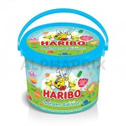 ~Haribo Seau Mini Sachets 760g Garden Edition en stock