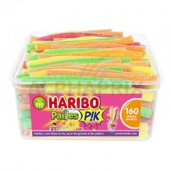 Haribo Pailles Pik par160 en stock