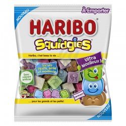 Squidgies sachets 100g Haribo