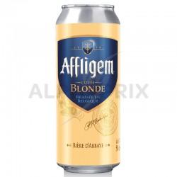 Affligem boîte 50 cl - biere d'abbaye