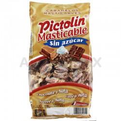 Caramels chocolat café crème s/sucre kg Pictolin Intervan en stock