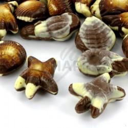 Fruits de mer vrac fourrés praliné kg