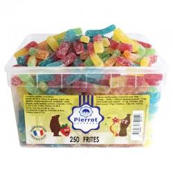 Frites candies tubo Pierrot Gourmand en stock